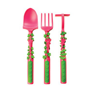 Garden Fairy Utensils Set of 3