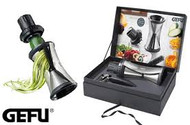 GEFU Spirelli XL Spiralizer Set