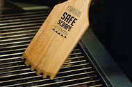 Safe Scrape Grill Cleaner