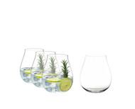 Riedel Gin & Tonic Glasses Set of 4