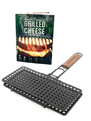 Grilled Cheese Basket and Recipe Book