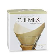 Chemex Unbleached Square Filters
