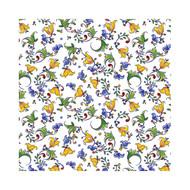 """Le Cadeaux Capri Tablecloth 69""""x98"""""""