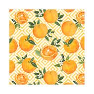 """Le Cadeaux Fleur D'Orange Tablecloth 69""""x120"""""""