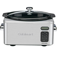 Cuisinart 6.5 Quart Programmable Slow Cooker