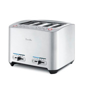 Breville 4-Slice Die Cast Smart Toaster