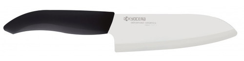 Kyocera Ceramic Santoku Knife | Black