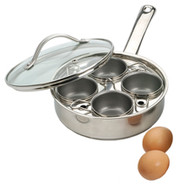 RSVP 4-Egg Poacher Set