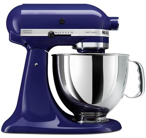 KitchenAid Artisan Series 5-Qurat Tilt-Head Stand Mixer | Cobalt Blue