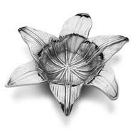 Wilton Armetale Metal Lily Bowl