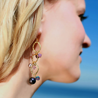 Concord Cluster Earrings