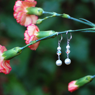 Romance Dangle Earrings