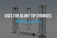 Blunt-Tip Syringes