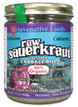 Salt Free Cabbage and Dill Sauerkraut