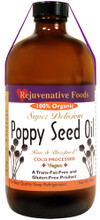 Raw Poppy Seed Oil
