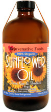 Raw Sunflower Oil