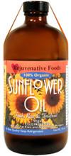 Raw Sunflower Oil