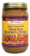 Chunky Almond Butter