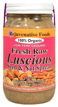 Luscious Nut and Seed Spread