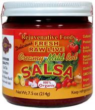 Creamy Mild Red Salsa