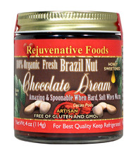 Brazil Nut Chocolate Dream with Honey