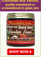 Raw Organic Chocolate Spreads - Shop Now