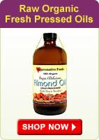 Raw Organic Fresh Pressed Oils - Shop Now
