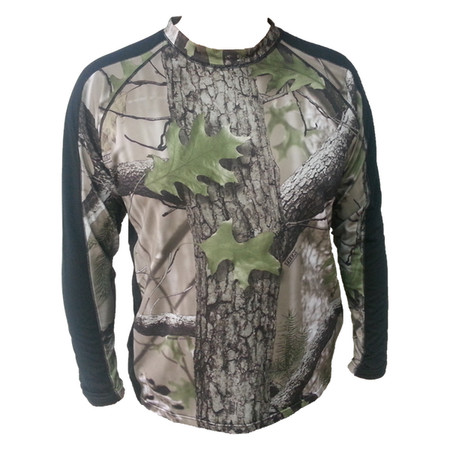 Yak Skin© Long Sleeve Compression Shirt