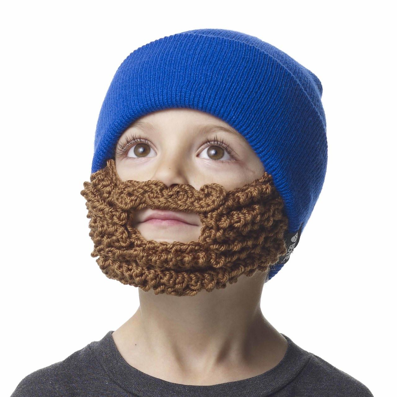 3dc044a498d The Original Beard Beanie™ Little Man Lumberjack - The Authentic ...