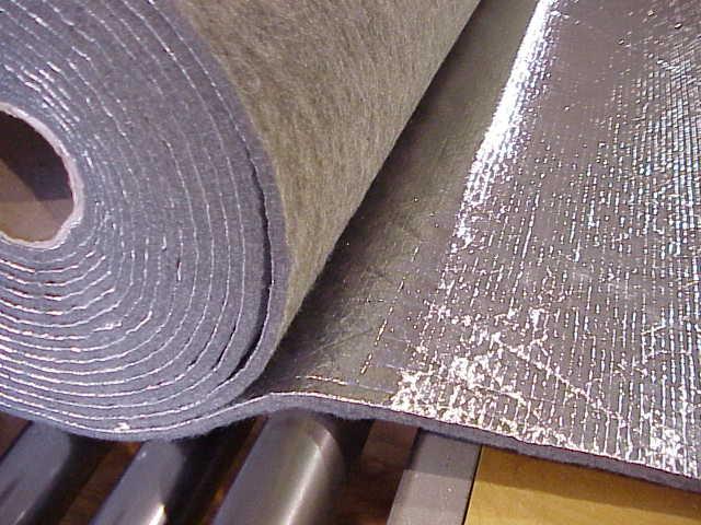 Thermozite Heat Shield Carpet Padding