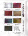 Houndstooth Sample Card