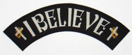 I Believe - Christian Patch