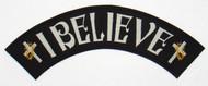 I Believe - Christian Patch