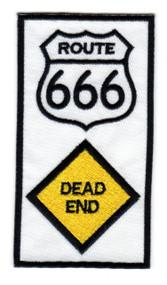 Route 666 / Dead End