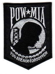 POW/MIA Veteran (Black and White)