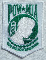 POW/MIA Veteran (Green and White)