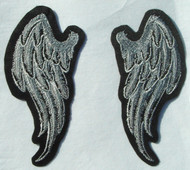 Angel Wings (Silver)