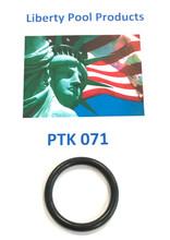 """PTK 071 - American - 2"""" Slide Valve Bottom Shaft O-ring"""
