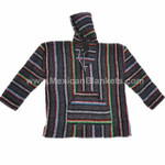 Mexican Baja Hoodies by Cozumel - Wholesale Lot of 10 XL Hoodies - Assorted Colors