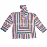 Mexican Baja Hoodies by Cozumel - Wholesale Lot of 10 XXL Hoodies - Assorted Colors