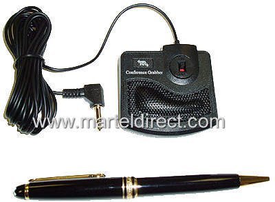 Martel Conference Grabber meeting microphone