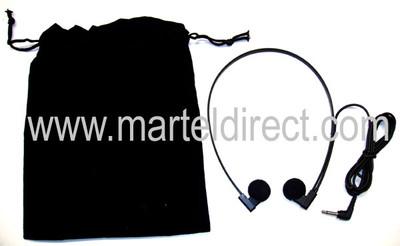 Ultima 200 transcription headset