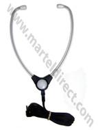 Martel DE36 Stethoscope Transcription Headset