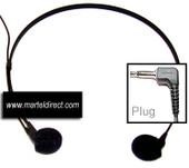 Olympus E102 Stereo Transcription Headset