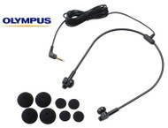 Olympus E62 Transcription Headset Comes in The AS2400 and AS5000 Kits
