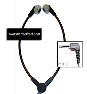 SH-55 Wishbone Transcription Headset