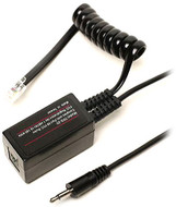 Trx 20 telephone adapter for audio recording