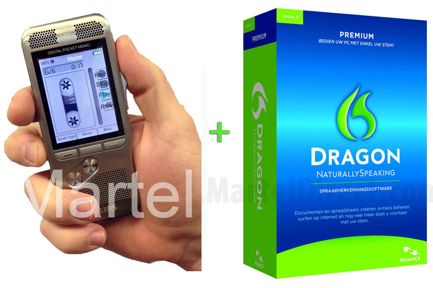 Nuance® powermic™ iii dictation microphone for dragon® with 3ft cord.