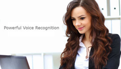 Powerful Voice Recognition for lawyers and court reporters