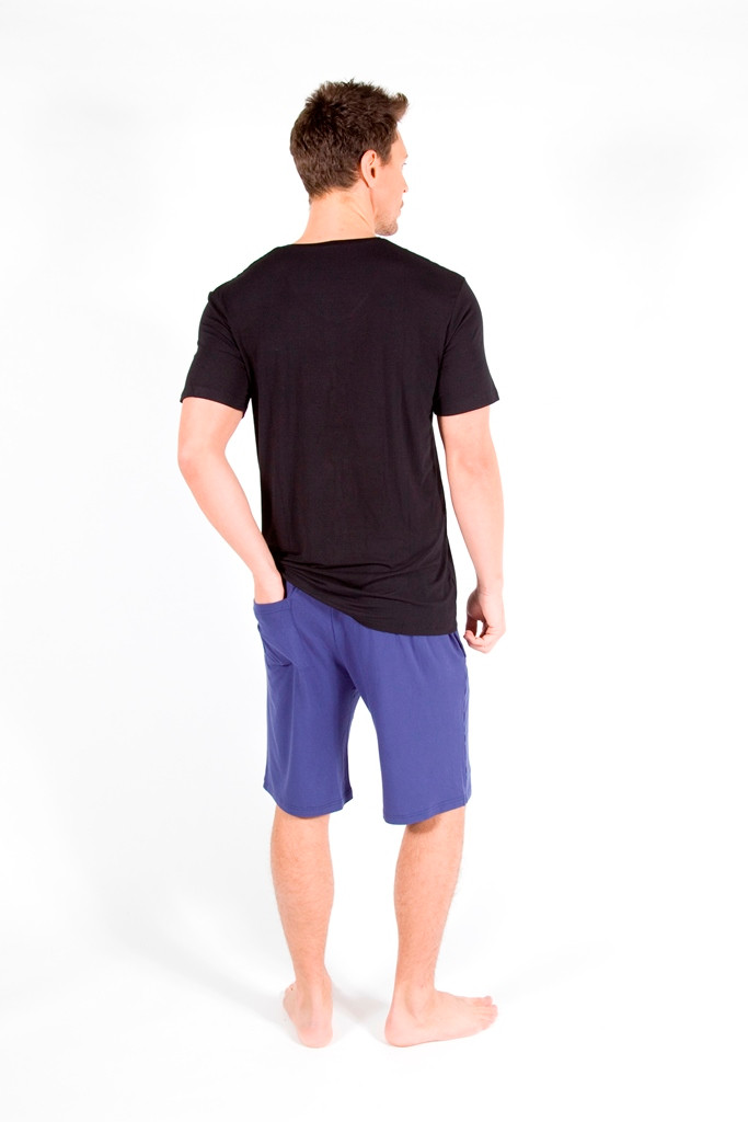 Bamboo Shorts. Pictured Colour: Navy